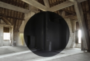 Georges Rousse, Chambord, 2011