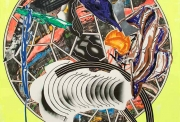 Frank STELLA, The Whale of a Dish