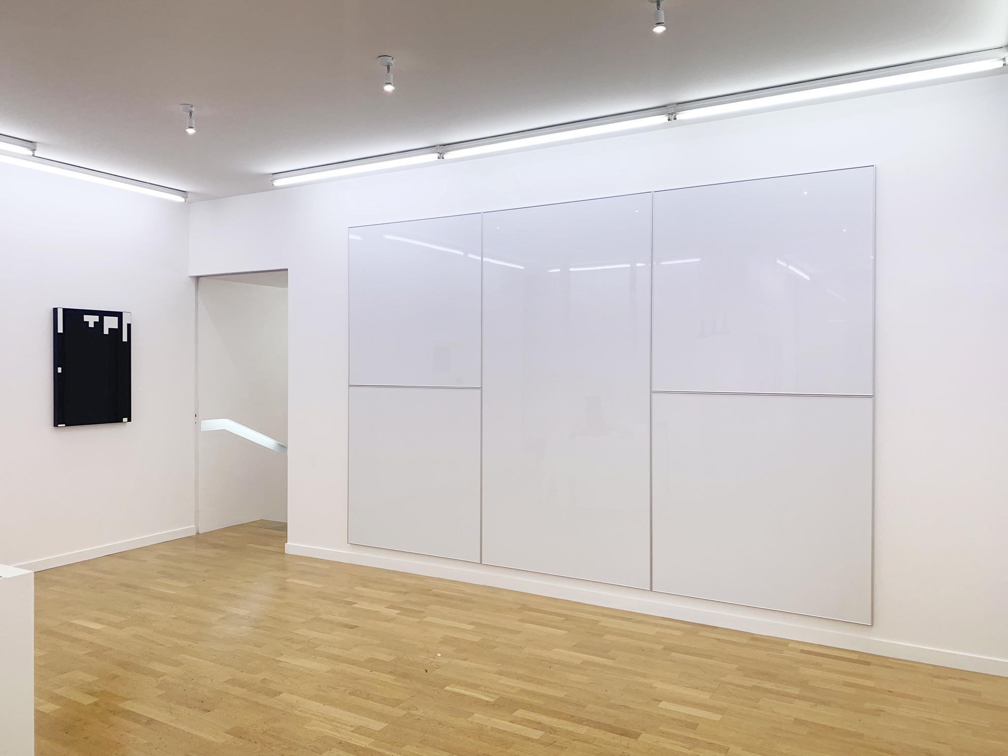 Tania Mouraud Peinture Galerie Claire Gastaud