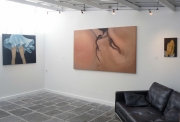 Collection 5, vue d'exposition, Galerie Claire Gastaud